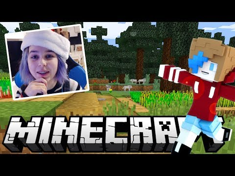 MINECRAFT SURVIVAL | Audrey's New World!