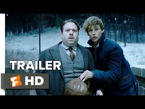 Thumbnail: Fantastic Beasts and Where to Find Them Official Comic-Con Trailer (2016) - Eddie Redmayne Movie