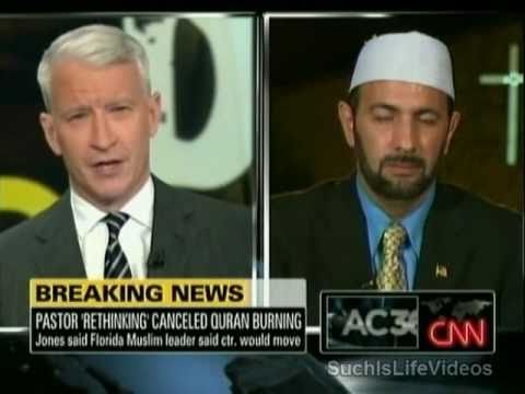 AC360 - Pastor Terry Jones Rethinking Canceled Quran Burning - Pt. One