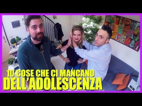 10 COSE CHE CI MANCANO DELL'ADOLESCENZA - hmatt feat. Ehi Leus