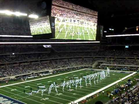 Dallas Cowboys Ring of Honor unvieled