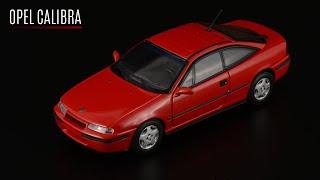 Автомобили 1990-х: Opel Calibra • Minichamps • Масштабные модели автомобилей ФРГ 1:43...