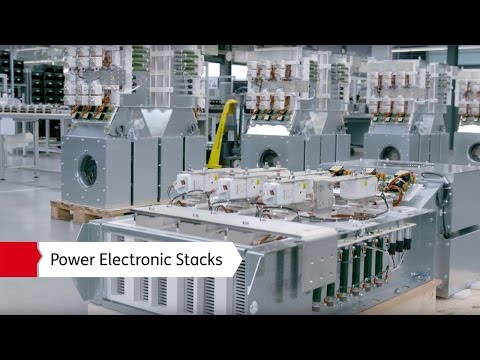 Power Electronic Stacks  – Global Stack Centers