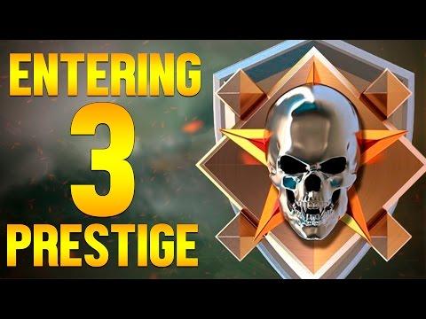 Call of Duty: Infinite Warfare Entering 3rd Prestige