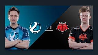 CS:GO - Luminosity vs. HellRaisers [Cache] - Group A Round 1 - ESL Pro League Season 6 Finals