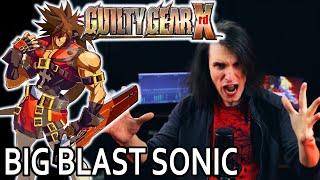 Guilty Gear Xrd - Big Blast Sonic - Full Cover