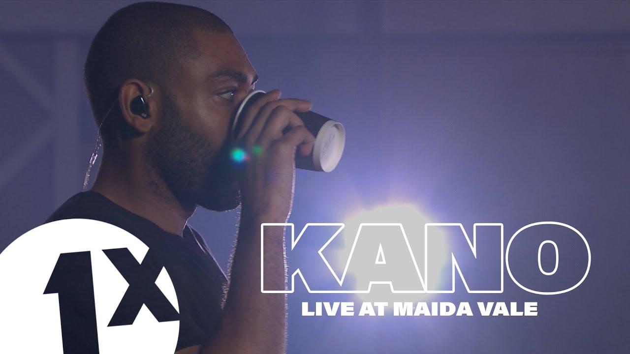 Kano live at Maida Vale - Teardrops/Bang Down Your Door