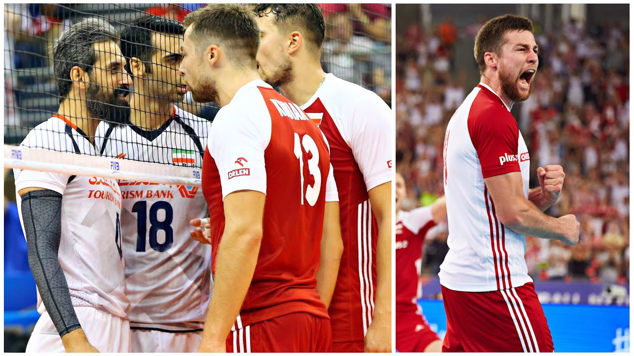 The Most Dangerous Volleyball Player in the World - Michal Kubiak (HD)