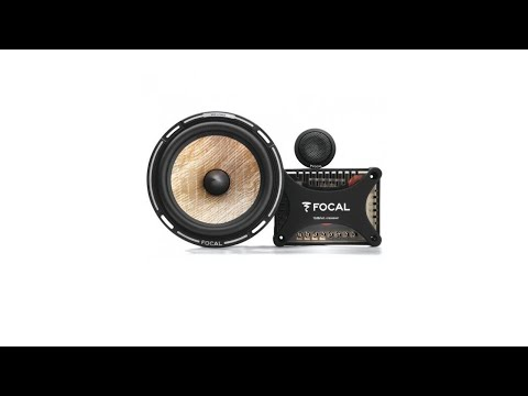 Focal Speakers at Car Toys