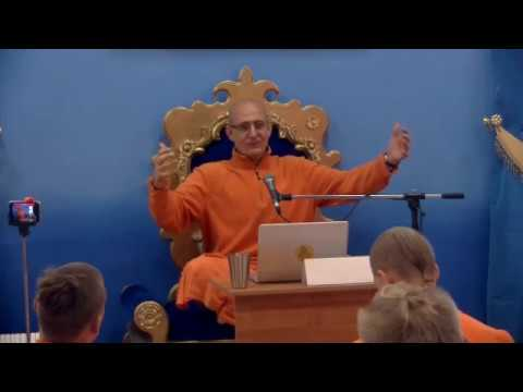 Шримад Бхагаватам 1.13.24 - Кришнадас Кавирадж прабху