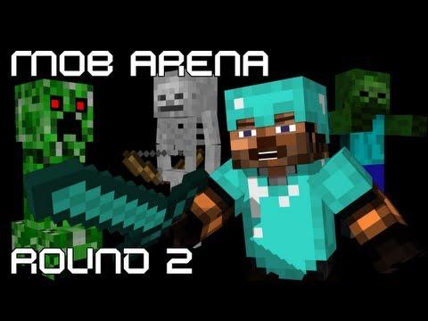 Minecraft - Mob Arena Round 2