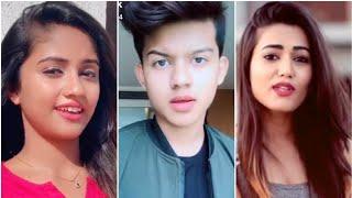 Gima Ashi Jannat Zubair Riyaz and others Tik Tok Stars Trending s part 32