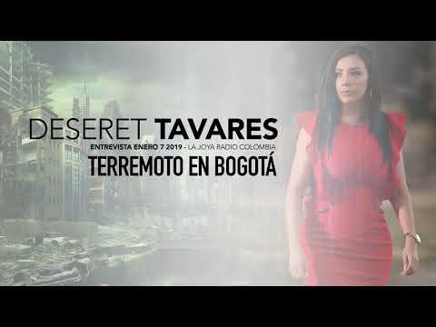 Deseret Tavares - Bogota Tiembla Predicciones 2019