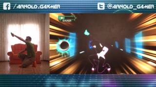 """07. Just Dance 3 PS3 - """"Anja - Baby Don't Stop Now"""" 5 stars"""