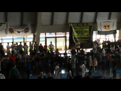 2014 Copa Choi Final Gonzalo Dileo
