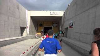 5. Luzern Marathon 2011 - km15 Tunnel