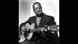 Big Bill Broonzy --- I Get the Blues When it Rains