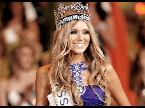 THE MOST BEAUTIFUL MISS WORLD EVER