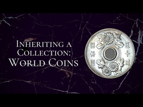 Inheriting a Coin Collection - Ancient or World Coins