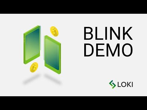 Blink Demo