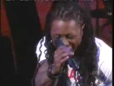 Lil Wayne Performing Prom Queen On The View