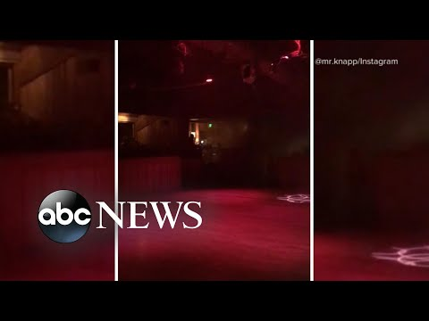 New video shows terrifying moments of California bar massacre
