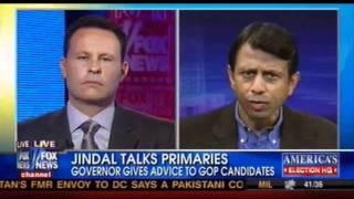 Louisiana Gov. Bobby Jindal on FOX News
