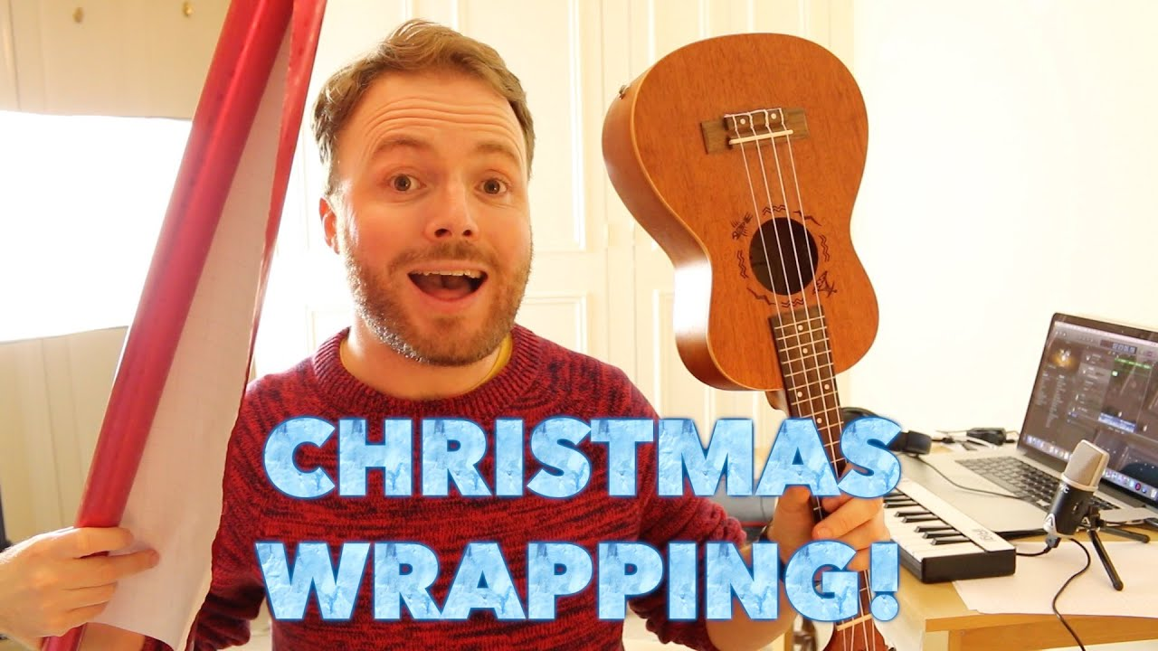 Christmas wrapping the waitresses ukulele cover youtube christmas wrapping the waitresses ukulele cover hexwebz Image collections