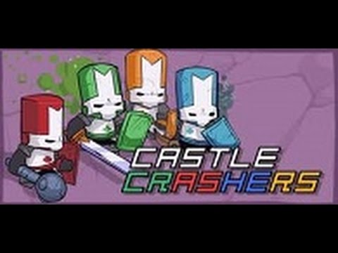 Castle Crashers How To Beat Any Enemy Arena Easily
