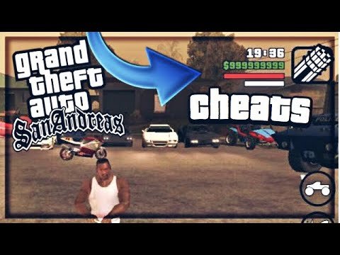 GTA San Andreas Cheats 😱 | Xbox 360