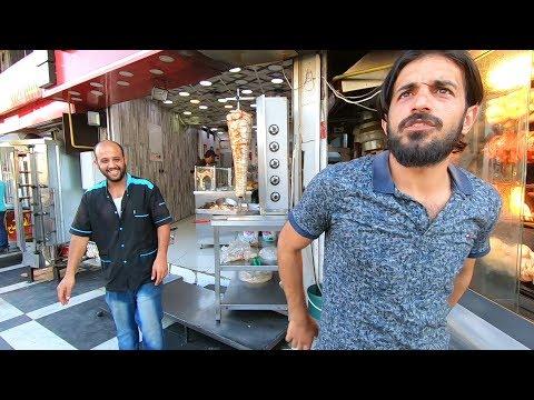 Walking Through the Streets of Sanliurfa, Turkey (near Syria)