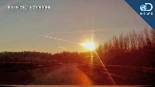 GIANT Meteor Hits Russia!