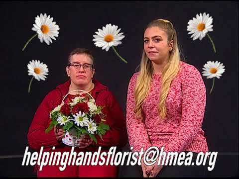 Helping Hands Florist General PSA