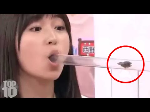 10 Strangest Japanese Game Shows