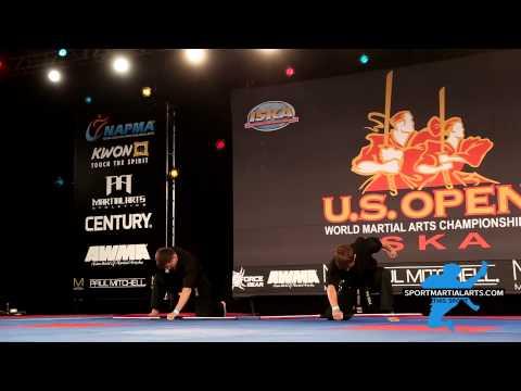 Team AKA - Synchronized Weapons ISKA World Championship - US Open 2014