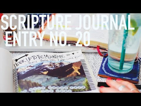 Scripture Journal   Entry No. 20