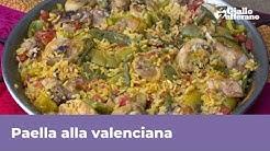 PAELLA VALENCIANA: RICETTA ORIGINALE