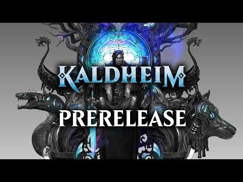 Kaldheim PreRelease paki esitlus!