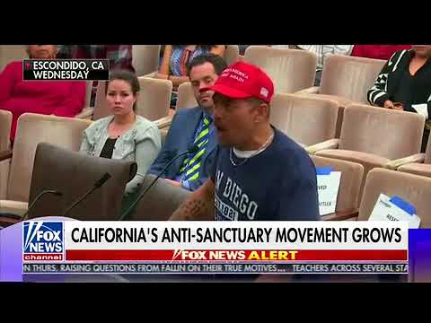 Legal Immigrants Lays Down Law To Illegals