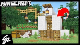 Building Our First Base! - Minecraft 1.14 Let's Play