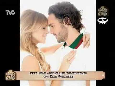 Pepe Díaz Anuncia su Rompimiento con Eiza González (HM)