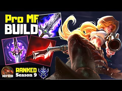 Pro Player Miss Fortune Build of the Week 98 - League of Legends Season 9