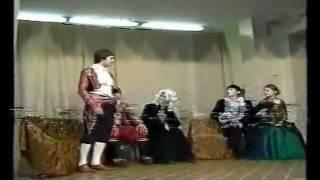 Школьный театр. Бомарше