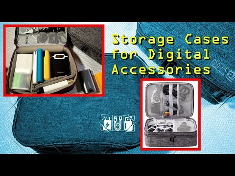 Cases For Devices, Tools And Digital Accessories