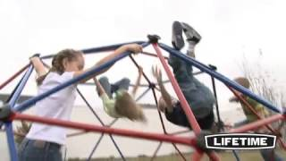 Swingsets And Playsets Nashville Tn - Dome Climber (primary Colors) Playground Equipment
