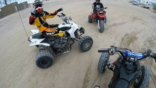 Ocotillo Wells New Years 2017