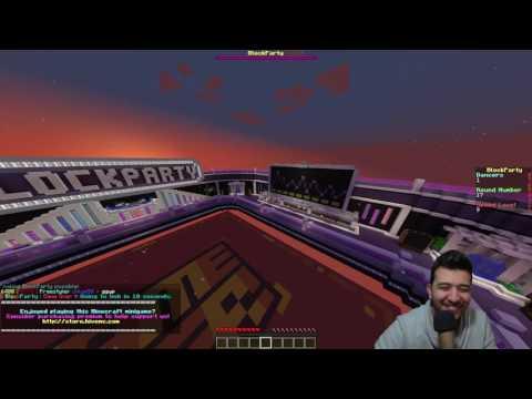 Minecraft - Block Party - Olduk Renga Rengarek !!!