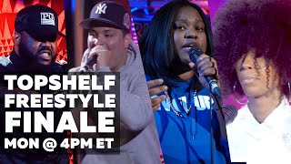 Loaded Lux Top Shelf Freestyle Finale is coming! Mon Feb 24th @ 4pm ET