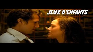 My trailer of Love me if you dare/Jeux d'Enfants.