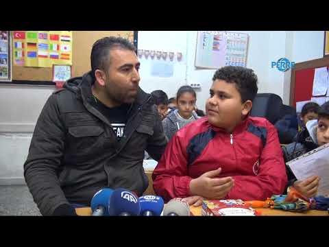 Ayakkabı Boyacısı Suriyeli Muhammet Doktor Olmak İstiyor